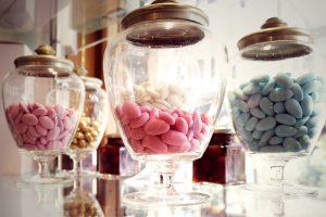 Come allestire il tavolo della confettata
