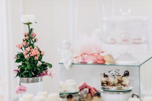 Come allestire il tavolo a casa della sposa