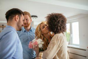 Come accogliere gli ospiti a casa
